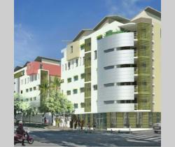Appartement 2 pièce(s)  53 m2