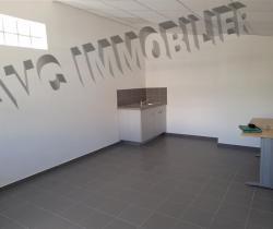 Bureau  20 m2