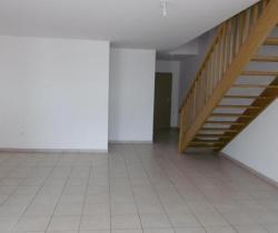 Appartement 4 pièce(s)  Saint André